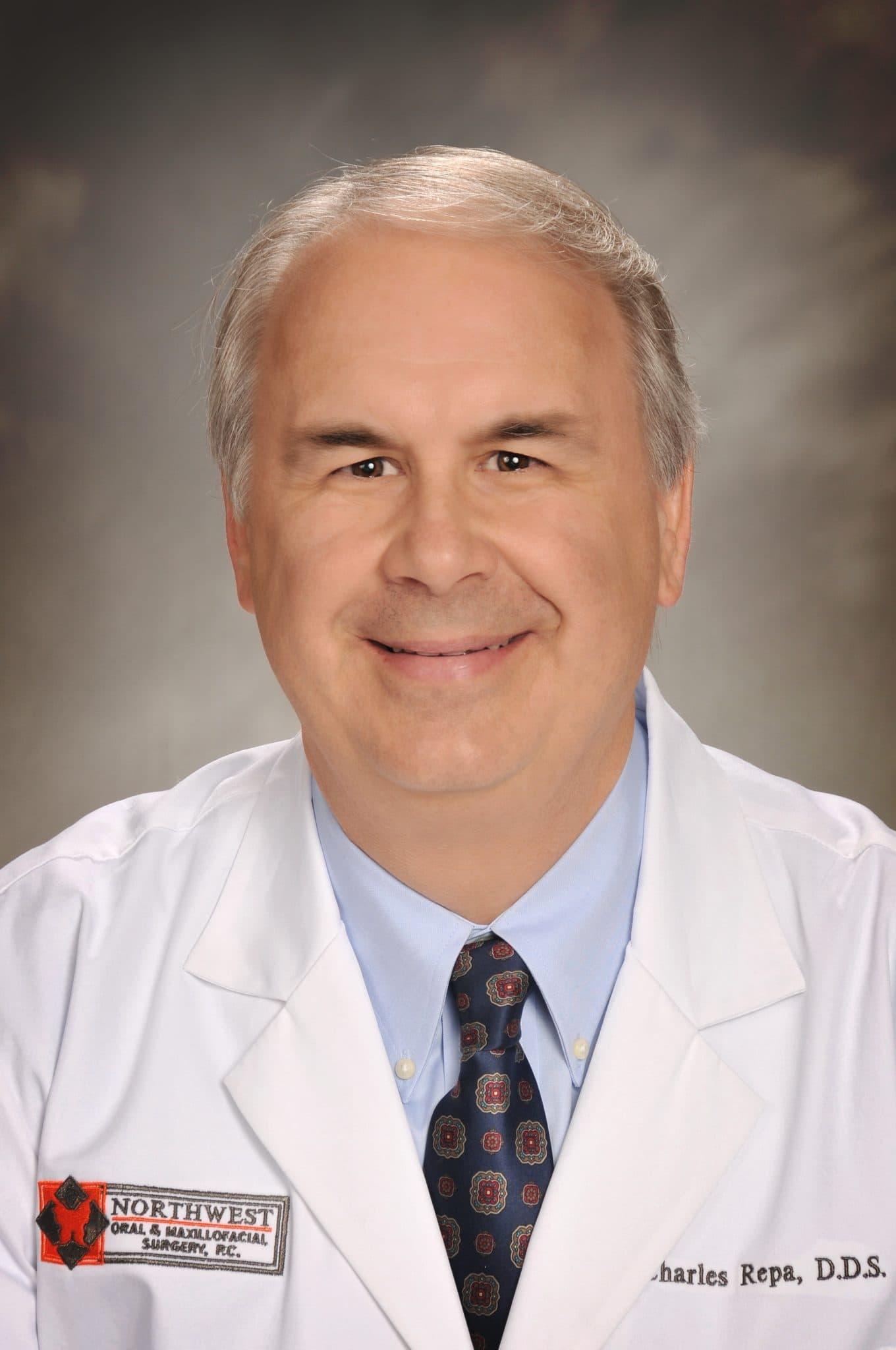Dr Charles Repa - Northwest Oral & Maxillofacial Surgery