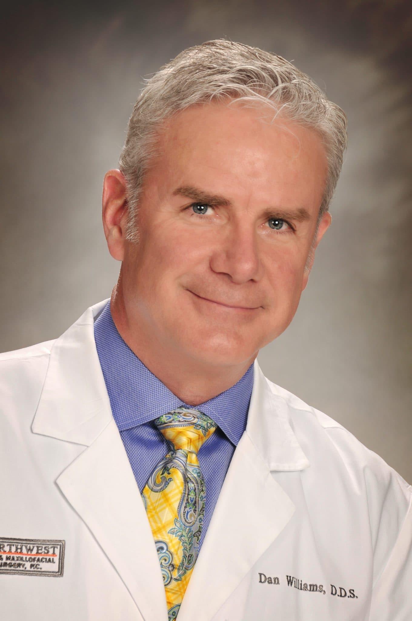 Dr Dan Williams - Northwest Oral & Maxillofacial Surgery