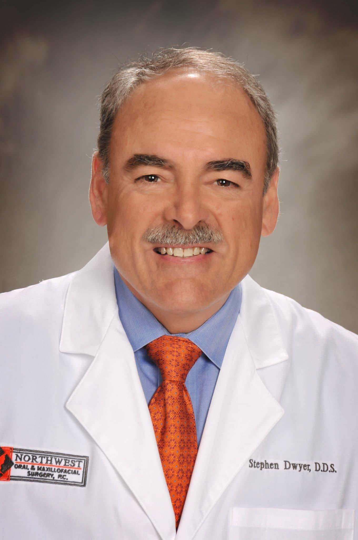 Dr Stephen Dwyer - Northwest Oral & Maxillofacial Surgery